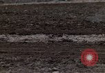 Image of Farmer plowing field New York United States USA, 1970, second 50 stock footage video 65675040534