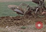 Image of Horse drawn plow New York United States USA, 1970, second 33 stock footage video 65675040541
