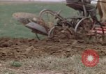 Image of Horse drawn plow New York United States USA, 1970, second 34 stock footage video 65675040541
