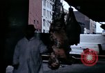 Image of Meat packing district New York City USA, 1970, second 16 stock footage video 65675040544