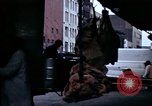 Image of Meat packing district New York City USA, 1970, second 26 stock footage video 65675040544