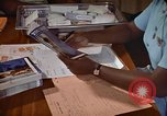Image of birth control devices Kingston Jamaica, 1972, second 8 stock footage video 65675040548