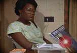 Image of birth control devices Kingston Jamaica, 1972, second 29 stock footage video 65675040548