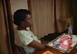 Image of birth control devices Kingston Jamaica, 1972, second 59 stock footage video 65675040548