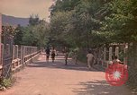 Image of uniformed children Kingston Jamaica, 1972, second 16 stock footage video 65675040551