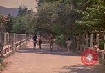 Image of uniformed children Kingston Jamaica, 1972, second 17 stock footage video 65675040551