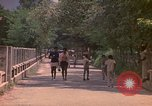 Image of uniformed children Kingston Jamaica, 1972, second 19 stock footage video 65675040551