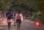 Image of uniformed children Kingston Jamaica, 1972, second 26 stock footage video 65675040551