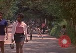 Image of uniformed children Kingston Jamaica, 1972, second 29 stock footage video 65675040551