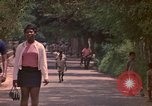Image of uniformed children Kingston Jamaica, 1972, second 30 stock footage video 65675040551