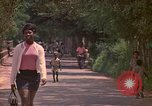 Image of uniformed children Kingston Jamaica, 1972, second 31 stock footage video 65675040551