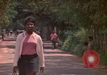 Image of uniformed children Kingston Jamaica, 1972, second 33 stock footage video 65675040551