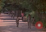 Image of uniformed children Kingston Jamaica, 1972, second 40 stock footage video 65675040551