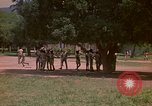 Image of uniformed children Kingston Jamaica, 1972, second 41 stock footage video 65675040551
