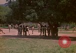 Image of uniformed children Kingston Jamaica, 1972, second 42 stock footage video 65675040551
