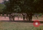 Image of uniformed children Kingston Jamaica, 1972, second 43 stock footage video 65675040551