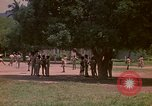 Image of uniformed children Kingston Jamaica, 1972, second 44 stock footage video 65675040551