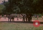 Image of uniformed children Kingston Jamaica, 1972, second 45 stock footage video 65675040551