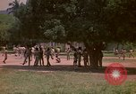 Image of uniformed children Kingston Jamaica, 1972, second 46 stock footage video 65675040551
