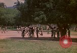 Image of uniformed children Kingston Jamaica, 1972, second 48 stock footage video 65675040551