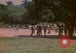 Image of uniformed children Kingston Jamaica, 1972, second 49 stock footage video 65675040551