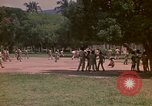 Image of uniformed children Kingston Jamaica, 1972, second 50 stock footage video 65675040551