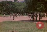 Image of uniformed children Kingston Jamaica, 1972, second 52 stock footage video 65675040551