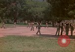 Image of uniformed children Kingston Jamaica, 1972, second 54 stock footage video 65675040551