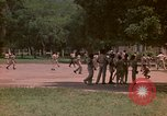Image of uniformed children Kingston Jamaica, 1972, second 56 stock footage video 65675040551