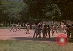 Image of uniformed children Kingston Jamaica, 1972, second 57 stock footage video 65675040551