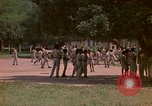 Image of uniformed children Kingston Jamaica, 1972, second 58 stock footage video 65675040551