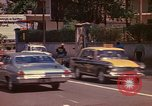 Image of Busy street Montego Bay Jamaica, 1972, second 5 stock footage video 65675040556