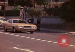 Image of Busy street Montego Bay Jamaica, 1972, second 8 stock footage video 65675040556