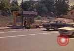 Image of Busy street Montego Bay Jamaica, 1972, second 18 stock footage video 65675040556
