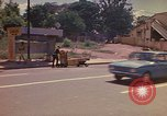Image of Busy street Montego Bay Jamaica, 1972, second 19 stock footage video 65675040556