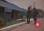 Image of Police training school Montego Bay Jamaica, 1972, second 10 stock footage video 65675040557