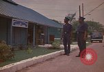 Image of Police training school Montego Bay Jamaica, 1972, second 13 stock footage video 65675040557