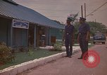 Image of Police training school Montego Bay Jamaica, 1972, second 14 stock footage video 65675040557