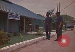 Image of Police training school Montego Bay Jamaica, 1972, second 15 stock footage video 65675040557