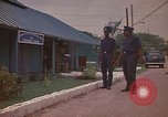 Image of Police training school Montego Bay Jamaica, 1972, second 17 stock footage video 65675040557