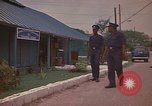 Image of Police training school Montego Bay Jamaica, 1972, second 18 stock footage video 65675040557