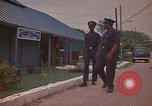 Image of Police training school Montego Bay Jamaica, 1972, second 19 stock footage video 65675040557