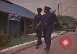 Image of Police training school Montego Bay Jamaica, 1972, second 20 stock footage video 65675040557
