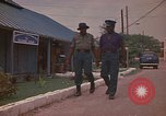 Image of Police training school Montego Bay Jamaica, 1972, second 41 stock footage video 65675040557