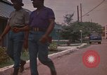 Image of Police training school Montego Bay Jamaica, 1972, second 43 stock footage video 65675040557