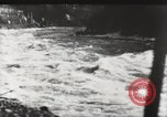Image of Raging River United States USA, 1900, second 36 stock footage video 65675040575