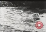 Image of Raging River United States USA, 1900, second 37 stock footage video 65675040575