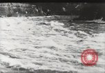 Image of Raging River United States USA, 1900, second 38 stock footage video 65675040575