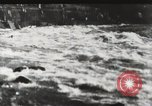 Image of Raging River United States USA, 1900, second 40 stock footage video 65675040575