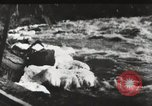 Image of Raging River United States USA, 1900, second 44 stock footage video 65675040575